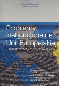 Problemy instytucjonalne Unii Europejskiej